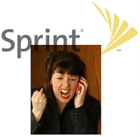 Sprint lambasted for disconnecting whiners, notorious roamers