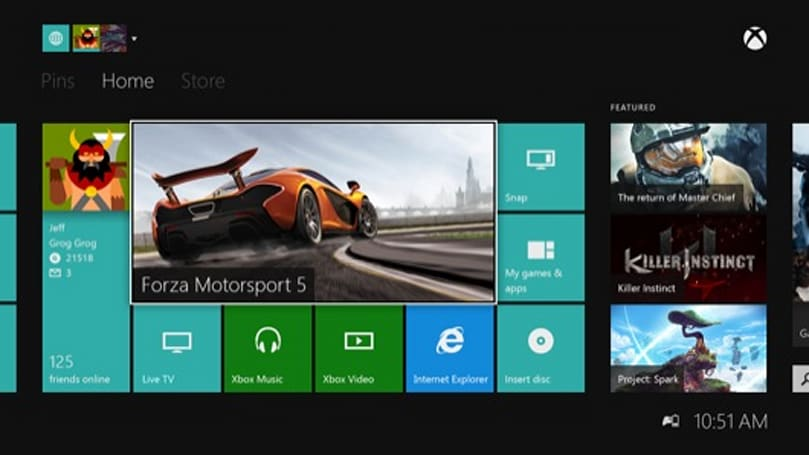 Xbox One update: Battery life and storage space are mysteries no more