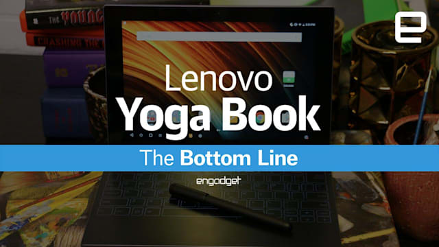 Lenovo Yoga Book : The Bottom Line