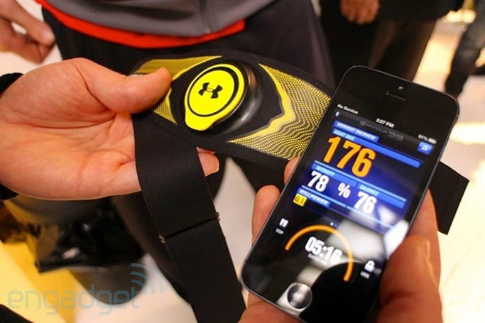 Under Armour launches Armour39 performance tracking system, we go hands-on