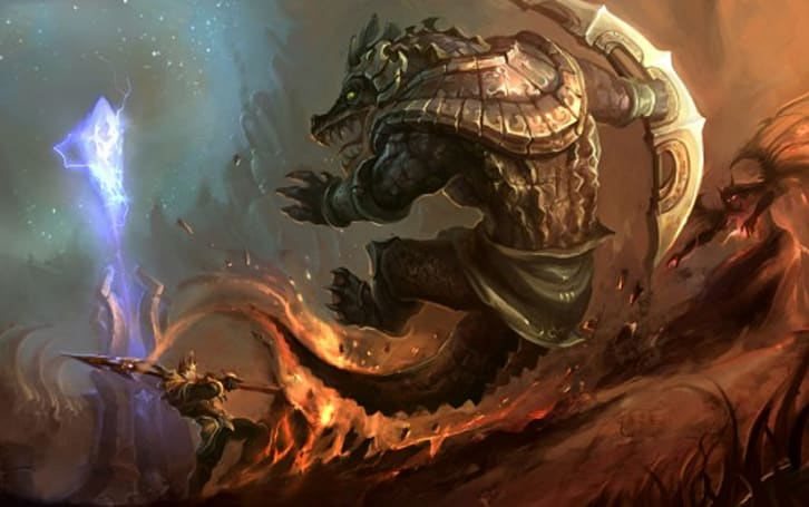 Riot Games registers URL for 'Supremacy'