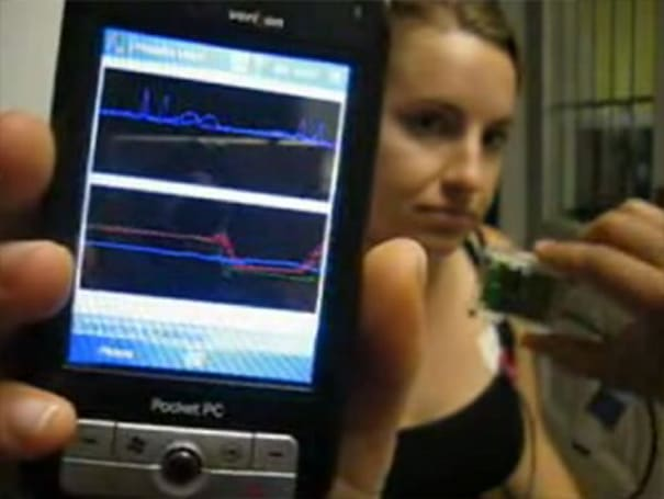 DIY pervasive health monitor keeps tabs on your vitals