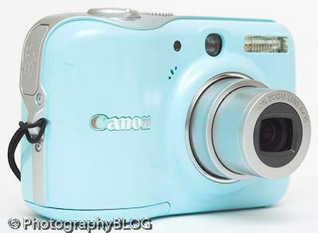 Canon Powershot E1 reviewed: a little style, not so much substance