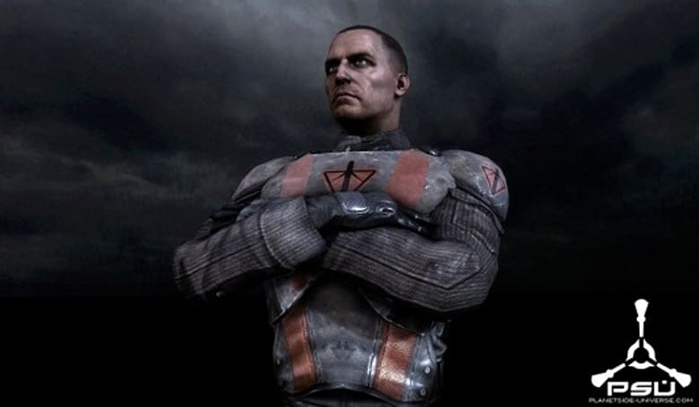 First PlanetSide Next character model revealed