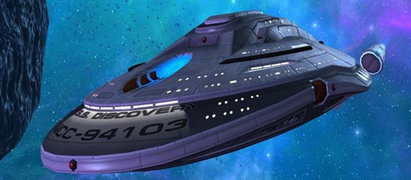 Star Trek Online head start patch now available