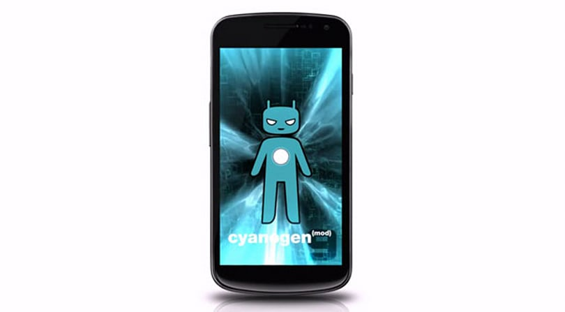 CyanogenMod's new mascot, Cid, gets his own start-up animation