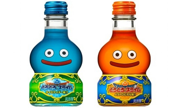 Syrupy Slimes refresh Japan this month, include in-game item