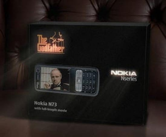 N73 Godfather Edition: Nokia makes an offer we can't refuse?