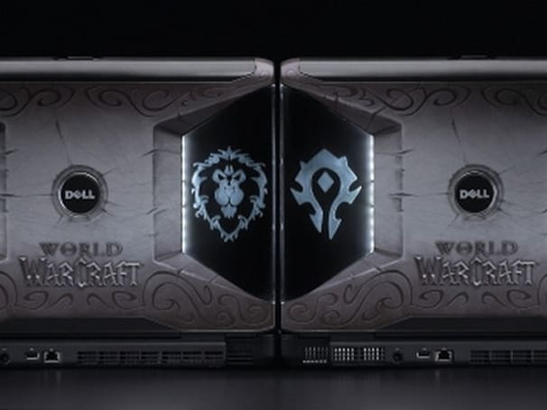 WoW Insider's got a $5K Dell WoW edition notebook