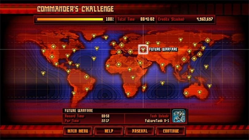 ESRB lists 'Red Alert 3: Commander's Challenge' for Xbox 360 and PS3