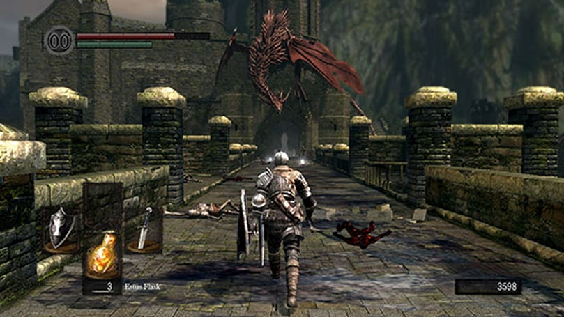 Praise the Sun: Dark Souls Steamworks update now available