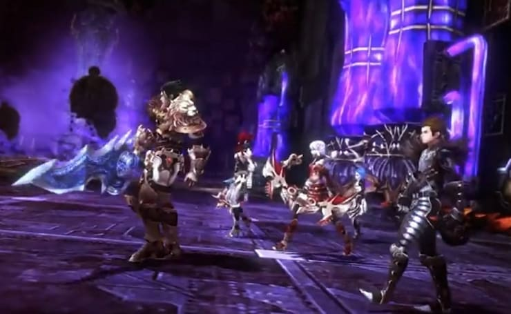 Korean MMO Echo of Soul immigrates to North America and Europe next year