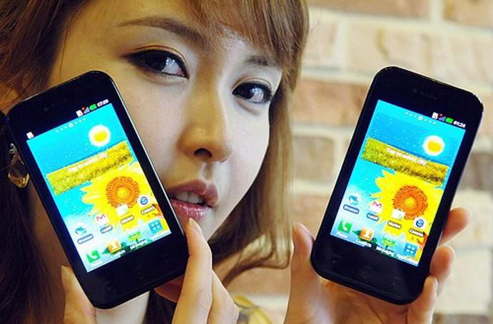 LG sheds light on the Optimus Sol, available mid-September in Europe