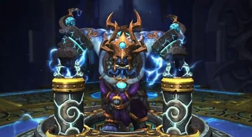 Watch World of Warcraft's Thunder King trailer