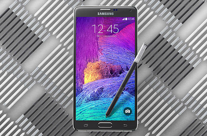 Samsung's Galaxy Note 4 will land in the US on October 17