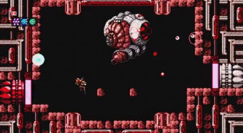 PS4, Vita game Axiom Verge isn't Metroid, but it's damn close