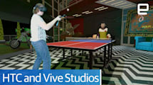 HTC and Vive Studios | Hands-on | GDC 2017