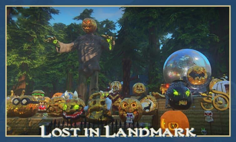 The Stream Team: Pumpkin carving in Landmark