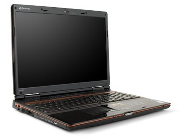 Gateway P-7811 FX gaming laptop coming August 14 for $1499