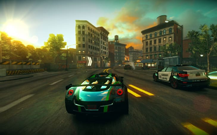 Free-to-play Ridge Racer Driftopia servers shuttering in August