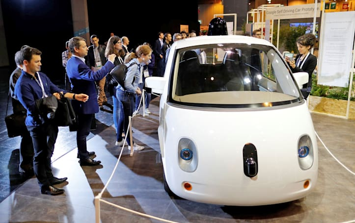 Automakers and Google balk at California's self-driving rules