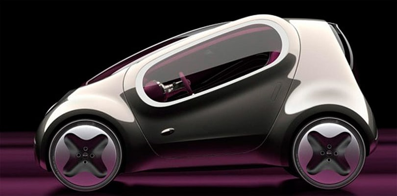 Kia's 'Pop' electric car concept makes our inner urbanite swoon