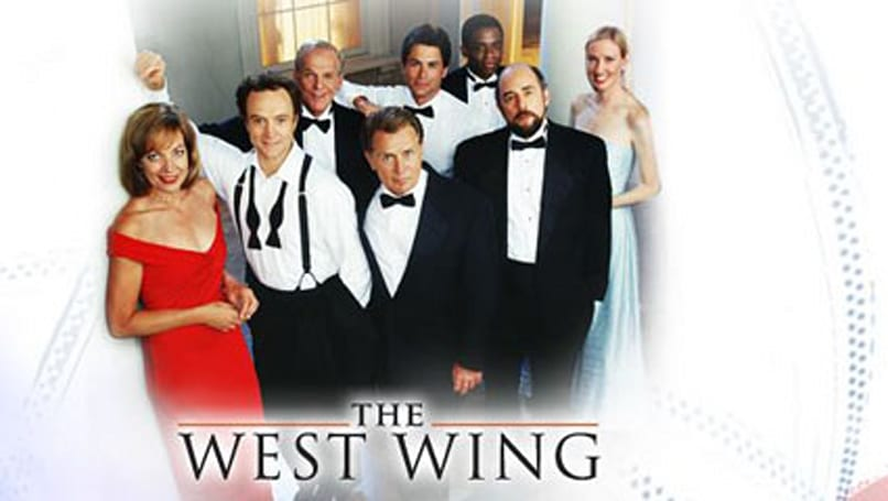 West Wing bows on iTunes