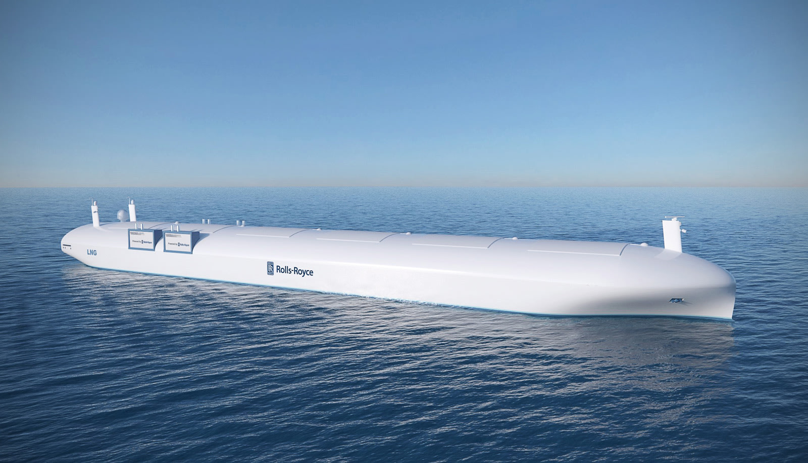 Rolls-Royce expects remote-controlled cargo ships by 2020
