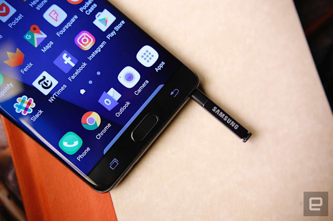 Samsung exec explains 'facts' of the Galaxy Note 7 recall