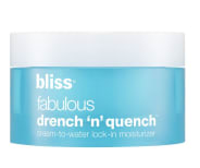 Bliss drench 'n' quench moisturizer