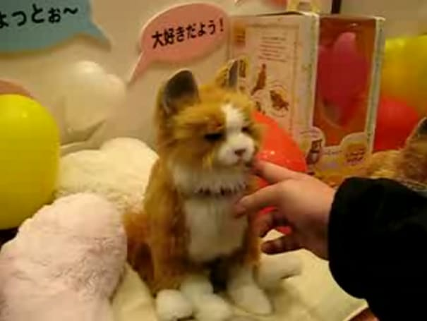 Sega Toys' Yume Neko Smile cat continues to be your waking nightmare
