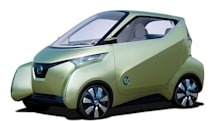 Nissan's showing off the Pivo 3, another EV-concept we wish it'd sell us (video)