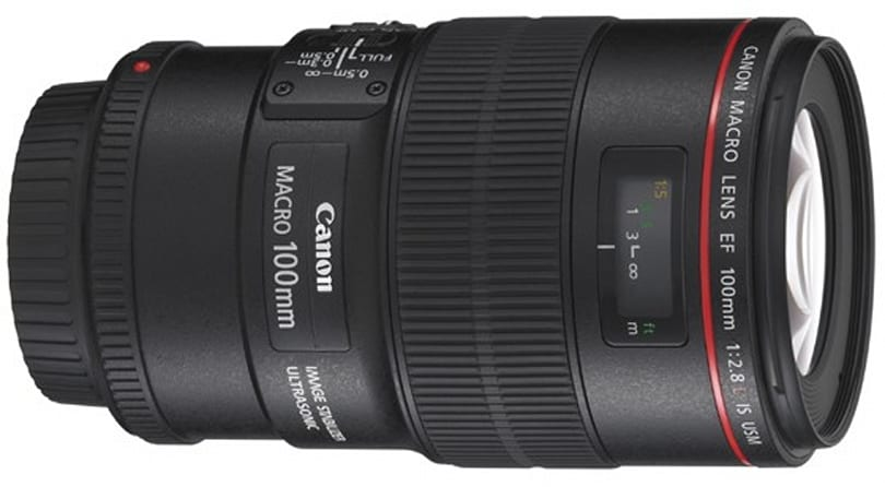Canon introduces first Hybrid Image Stabilization lens: EF 100mm Macro