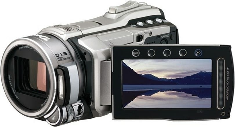 JVC intros HD Everio GZ-HM1 video camera