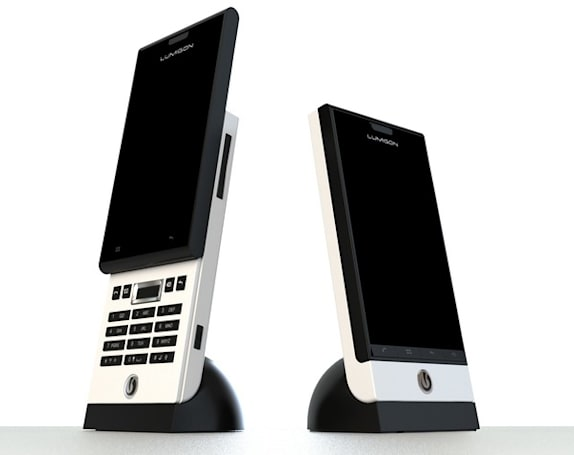 Lumigon T1, S1 and E1 Android smartphones offer a lovely blend of uniqueness and Scandinavian style