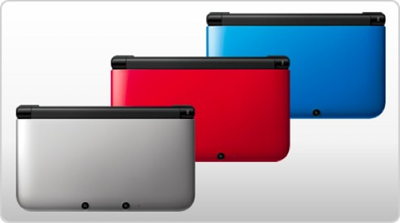 3DS XL comes to Europe on July 28