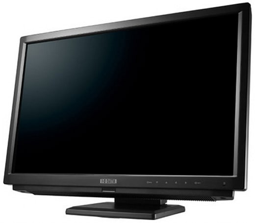 I-O Data unveils LCD-TV241 LCD monitor with TV tuner