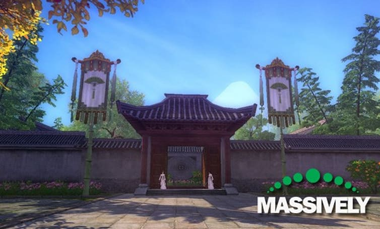 New Age of Wushu trailer highlights game's eight schools
