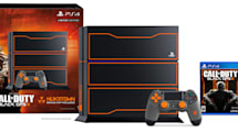 1TB PS4 lands in the US, but it's in an ugly 'Black Ops 3' bundle