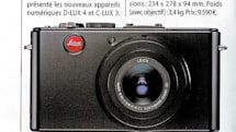 French magazine offers evidence of Leica D-LUX 4, C-LUX 3