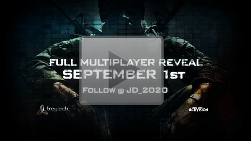 Call of Duty: Black Ops multiplayer vid reveals recording, editing