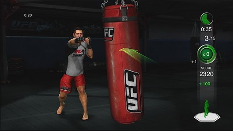 UFC Personal Trainer beefed up with Xbox-exclusive DLC