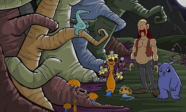 The Joystiq Free Game Club: The Several Journeys of Reemus 2