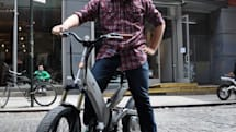 Engadget's delightful cruise on the Ultra Motor A2B electric bike (with video!)