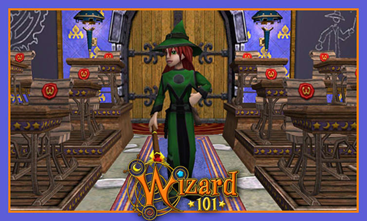 The Stream Team:  Win goodies while playing Wizard101