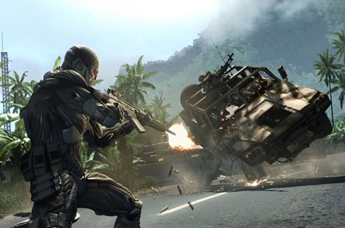 Crysis series 75% off on Steam this weekend