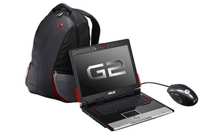 Asus intros G2K, A7K, and F7K gaming laptops