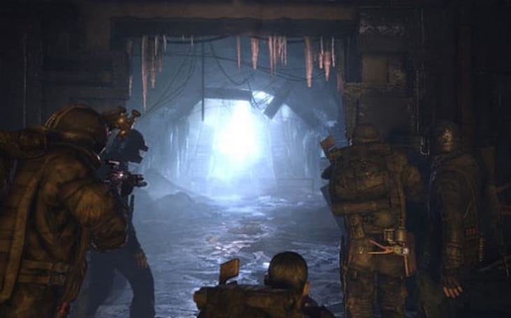 Steam dishes deals on Metro 2033, Monkey Island 2, Flotilla and more