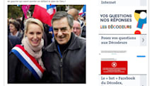 Facebook and Google tackle fake news ahead of French elections