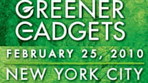 Win a ticket to the Greener Gadgets Conference!